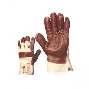 270-es bútorbőr munkavédelmi kesztyű, barna