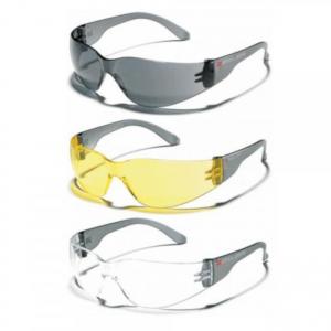 zekler munkavédelmi szemüveg, sárga, szürke, víztiszta