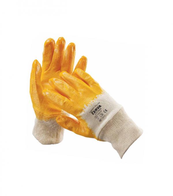 cerva harrier yellow mártott kesztyű