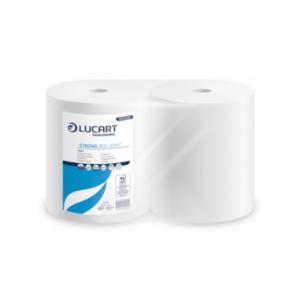 strong lucart 800 fehér két rétegű ipari papírtörlő