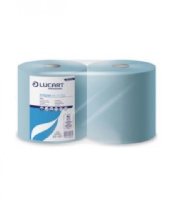 Strong Lucart Blue 3 rétegű ipari papírtörlő